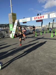 ウェリントンマラソン1